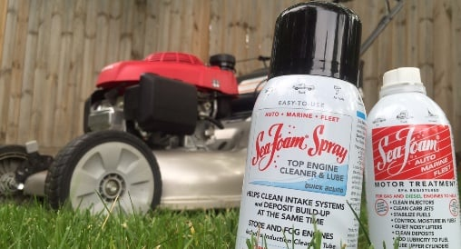 Sea Foam Official Video: Cleaning a lawn mower carburetor