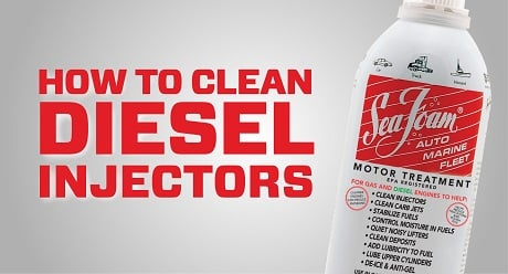 Sea Foam Official Video: How to clean diesel fuel injectors without