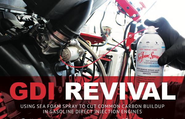 SEA FOAM CASE STUDIES - GDI REVIVAL | Sea Foam Sales Company