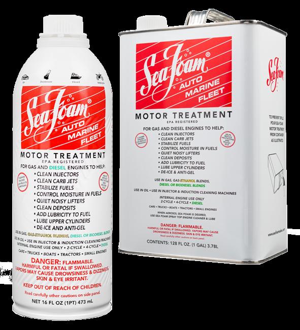 Sea Foam Motor Treatment Oil Fuel Additive For Gas Diesel
