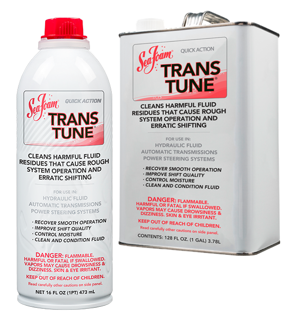 Trans Tune | Fluid Treatment for Transmissions, Hydraulics