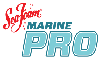 Sea Foam Marine Pro Wordmark