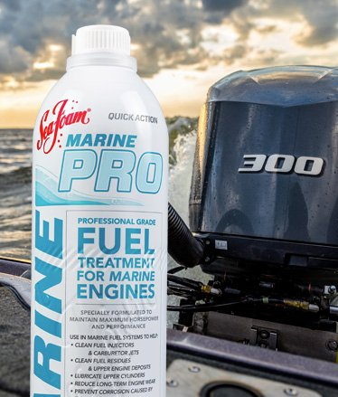 Marine Pro | How to Use Marine Pro Fuel Treatment in Marine