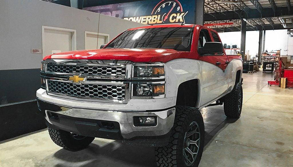 truck tech giveaway