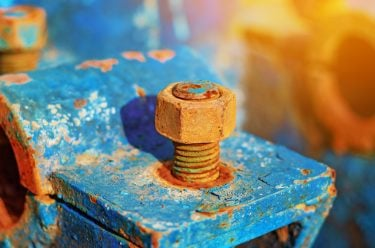 5 tips for loosening rusted, corroded, and stubborn nuts and bolts