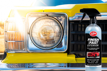 Protect your vehicle's paint from harmful UV damage with these 3 tips
