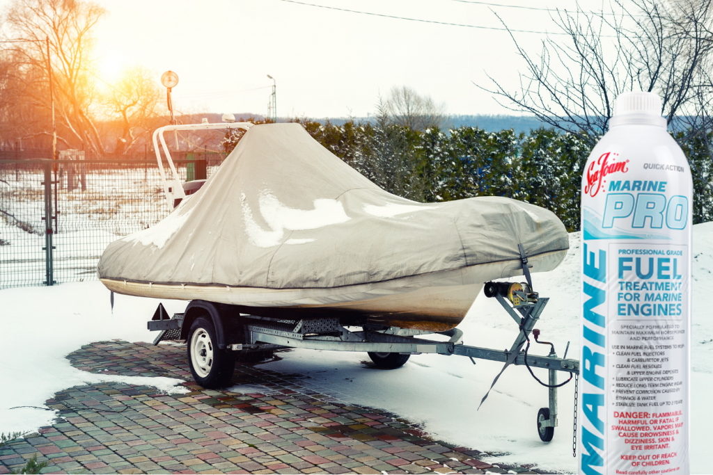 How to stabilize your boat fuel for the winter