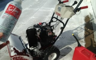 Sea Foam snow blower 460