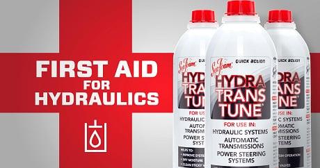 HTT hydraulics 460