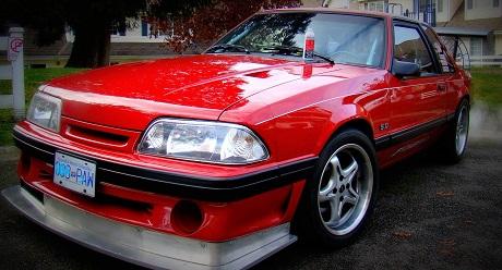 SFAW Glenn R Mustang 460