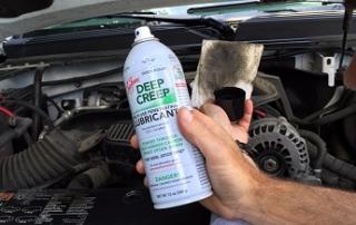 SFAW Deep Creep engine clean 460